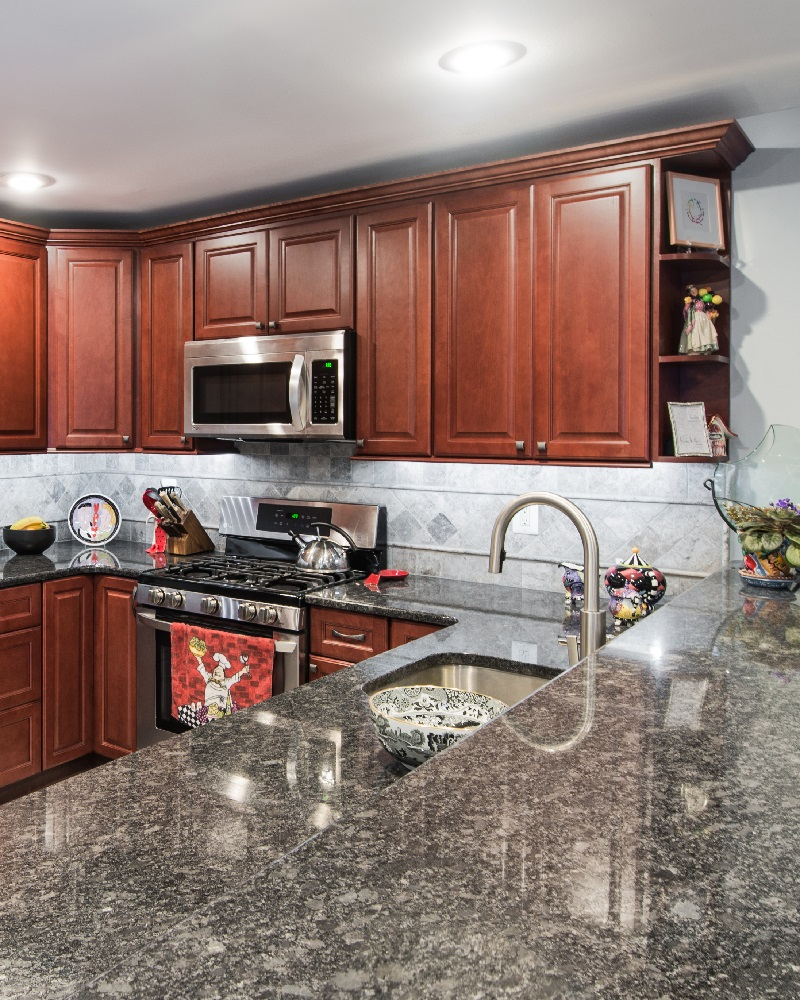 Custom Kitchen Cabinet Makers: AD Cabinets & Granite San Antonio
